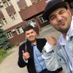 Иностранные студенты. КазГик