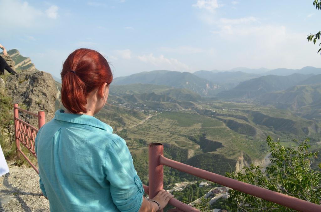 Кавказ. Наследие